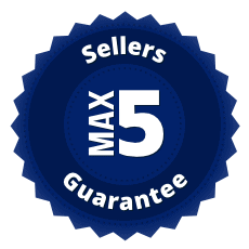 Max 5 Sellers Guarantee